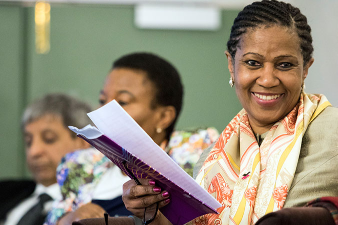 Coverage: UN Women Executive Director Phumzile Mlambo-Ngcuka celebrates Women's Month in South Africa