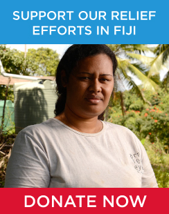 Support our relief efforts in Fiji: DONATE NOW!