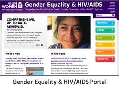 Gender Equality & HIV/AIDS Portal