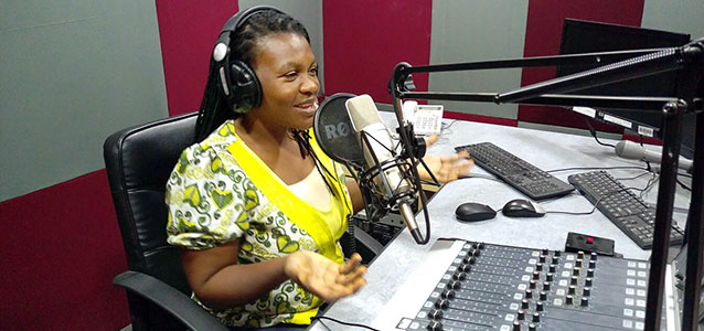 Avesh Asough, producer from CRBC Ikom Rivers State. Photo Courtesy of Avesh Asough