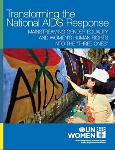 Cover page - Transforming the National AIDS Response