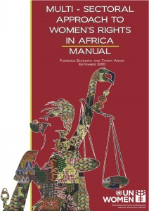 Manual: Multi-sectoral Approach to Women