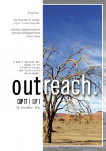 Outreach 2011 Cover