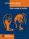 Ending violence against women: From words to action. Study of the Secretary-General