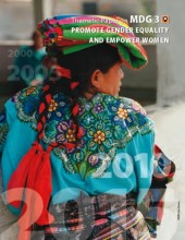 Thematic Paper on MDG3: Promote Gender Equality and Empower Women