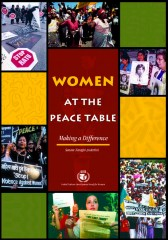 Women at the Peace Table: Making a Difference