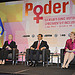 "UN Women Executive Director Michelle Bachelet joins US Secretary of State Hillary Rodham Clinton and Peruvian President Ollanta Humala Tasso at the event ""Power: Women as Drivers of Growth and Social Inclusion, in Lima, Peru"