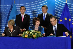 New partnership between the EU and UN Women